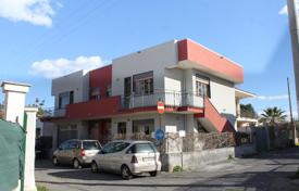 Coastal houses for sale in Sicily. House with four residential units in Catania, Sicily, Italy