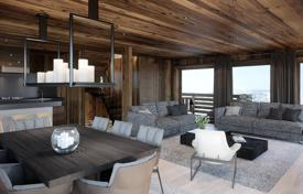 Modern apartment with mountain views, in a residence with an underground parking, Megeve, France for 2,050,000 €