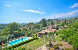 Luxury property for sale in Opio. Villa – Opio, Côte d'Azur (French Riviera), France