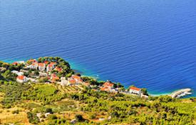 Coastal development land for sale in Croatia. Development land – Omis, Split-Dalmatia County, Croatia