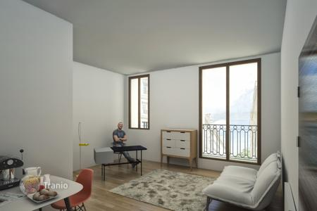 Cheap apartments for sale in Ile-de-France. Paris 9th District – A renovated studio apartment