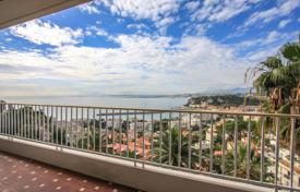 Apartment with panoramic views of the sea and the port of Nice for 1,400,000 €