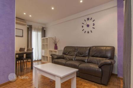 Cheap 2 bedroom apartments for sale in Barcelona. Furnished apartment in 3 km away from Mediterranean seashore, Barcelona, Spain