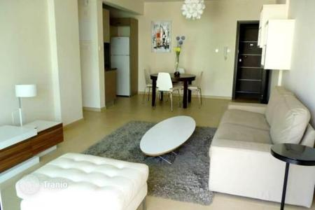 Cheap 1 bedroom apartments for sale in Limassol. Furnished apartment in a modern building in the area Polemidia, Limassol