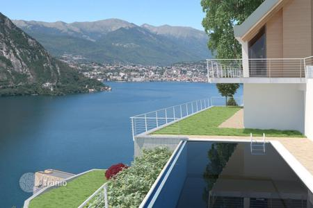 Luxury houses with pools for sale in Lombardy. Villa – Campione d'Italia, Lombardy, Italy