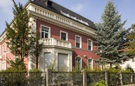 Luxury residential for sale in Germany. Historic four-storey cottage with a garden in the center of the city, Berlin, Germany