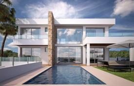 Design of a new modern villa with a plot, Mijas, Spain for 750,000 €
