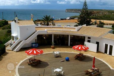 Coastal commercial property in Algarve. Restaurant – Sagres, Faro, Portugal