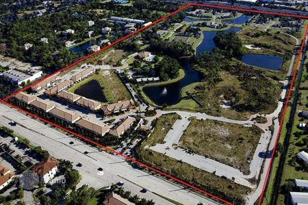 Property for sale in USA. Land for sale in West Palm Beach, Florida