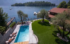 Villas and houses for rent with swimming pools in Italy. Villa – Ossuccio, Lombardy, Italy