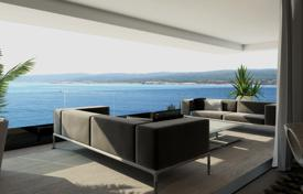 Apartments with pools for sale in Croatia. Respectable apartment with a sea view in Crikvenica