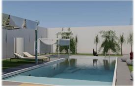 Residential from developers for sale in Italy. For sale is a brand new villa with pool in the historical part of Ostuni