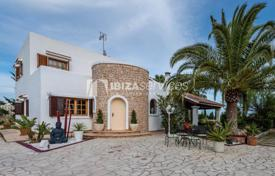 Houses for sale in Ibiza. Villa – Sant Josep de sa Talaia, Ibiza, Balearic Islands,  Spain
