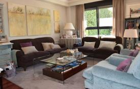 Residential for sale in Madrid. Townhouse with a terrace, Pozuelo de Alarcon, Spain