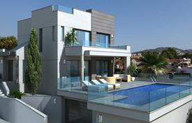 Property for sale in Calpe. Luxury villa with sea views in Calpe