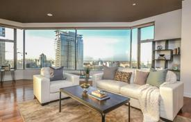 Property for sale in Los Angeles. Corner apartment in a skyscraper in the heart of Los Angeles, California, USA