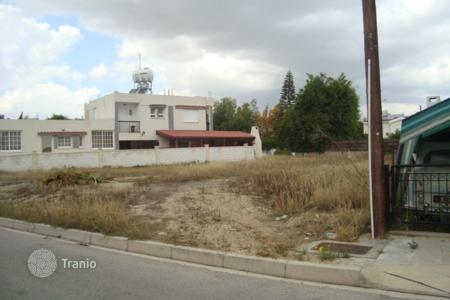 Land for sale in Strovolos. 632m² Large Plot in Archangelos for Sale