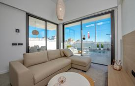 3 bedroom houses for sale in Valencia. 2-story villa with a swimming pool and a sea view, in Campoamor, Alicante, Spain