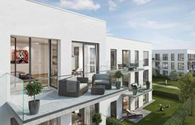 New homes for sale in Bavaria. New three-room apartment with balcony in Munich, Ramersdorf-Perlach district