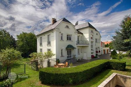 Luxury houses for sale in Prague. Mansion – Prague, Czech Republic