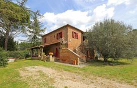Furnished estate with a swimming pool and a huge plot, Chiusi, Italy for 1,100,000 €
