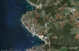 Development land for sale in Istria County. Development land – Lovrečica, Istria County, Croatia