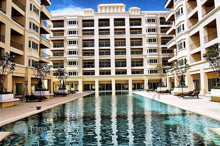 1 bedroom apartments to rent overseas. The apartment is a modern complex in Jomtien