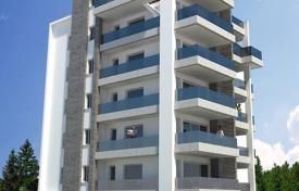 New homes for sale in Cyprus. Modern apartment with a beautiful view of the city, in a new building, Larnaca, Cyprus
