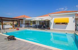 5 bedroom houses for sale in Cyprus. Villa – Agios Tychon, Limassol, Cyprus