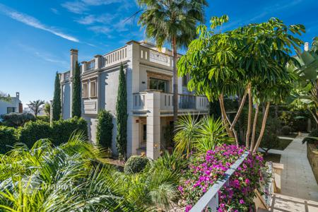 Luxury townhouses for sale in Malaga. Magnificent Townhouse, Sierra Blanca del Mar, Marbella