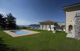 Houses with pools for sale in Piedmont. Villa – Verbania, Piedmont, Italy