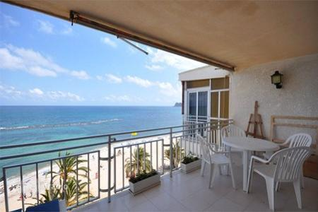 2 bedroom apartments for sale in Altea. Cozy flat in Altea
