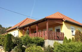 3 bedroom houses for sale in Zala. Spacious house with a garage and a garden near Heviz, Hungary