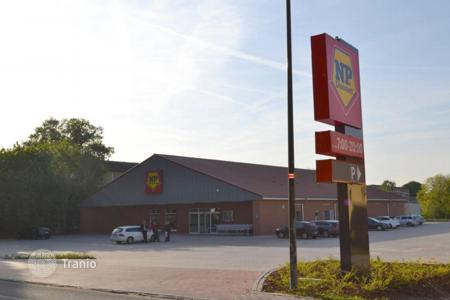 Commercial property for sale in Saxony-Anhalt. Commercial center in Shafshtedte
