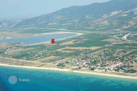 Coastal development land for sale in Thessaloniki. Development land - Thessaloniki, Administration of Macedonia and Thrace, Greece