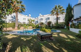 Attractive three-storey townhouse, Golden Mile, Marbella, Spain for 420,000 €