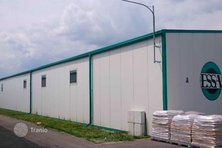 Warehouses for sale in the Czech Republic. Warehouse – Pardubice Region, Czech Republic