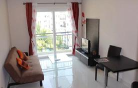 Property to rent in Southeastern Asia. City view one-bedroom apartment in a residential complex with a large pool with a jacuzzi and a playground, close to the beach, Pattaya