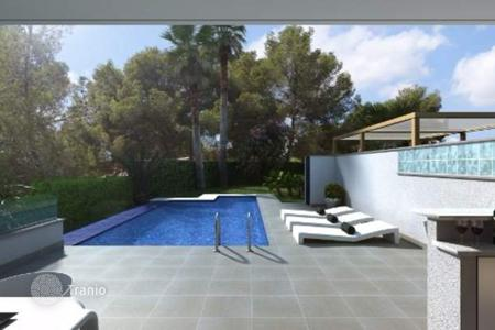 Coastal property for sale in Benissa. 3 bedroom luxury style villas with private pool, garden, terrace with lounge area in El Fenoll, Costa Blanca