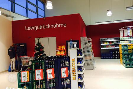 Supermarkets for sale in North Rhine-Westphalia. New supermarket in North Rhine-Westphalia with a 6,6% yield