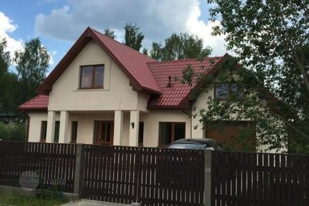 Property for sale in Bukulti. We offer for sale a new house next to lake Baltezers