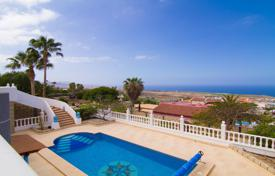Houses with pools for sale in Canary Islands. Villa – Armeñime, Canary Islands, Spain