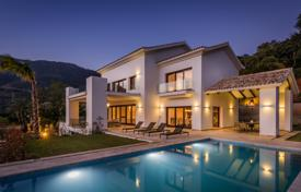 Luxury 4 bedroom houses for sale in Costa del Sol. Amazing Modern Villa La Zagaleta, Benahavis