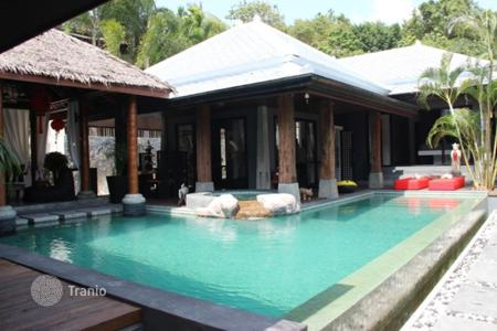 2 bedroom villas and houses to rent overseas. Family villa in Bophut