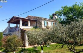 Coastal houses for sale in Istria County. Townhome – Brtonigla, Istria County, Croatia