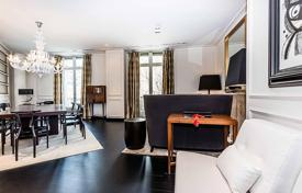 Luxury 4 bedroom apartments for sale in Catalonia. Renovated apartment with terrace, in the center of Barcelona, Spain
