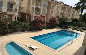 Apartment for sale in Calis with sea view for 112,000 $