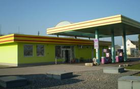 Property for sale in Central Bohemia. Filling station – Dymokury, Central Bohemia, Czech Republic