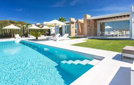 Residential for sale in Balearic Islands. Modern newly built villa close to Cala Conta