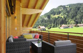 Property to rent in Switzerland. Apartment – Lenk im Simmental, Bern District, Switzerland